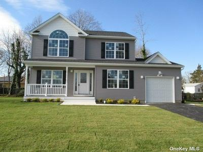 LOT 2132 SCHERGER AVENUE, E. Patchogue, NY 11772 - Photo 1