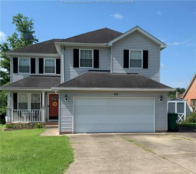 62 WILLOW CREEK DR, Culloden, WV 25510 - Photo 1
