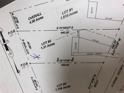 LOT 1 HIGHWAY 27 HIGHWAY, Chancellor, AL 36316 - Photo 2