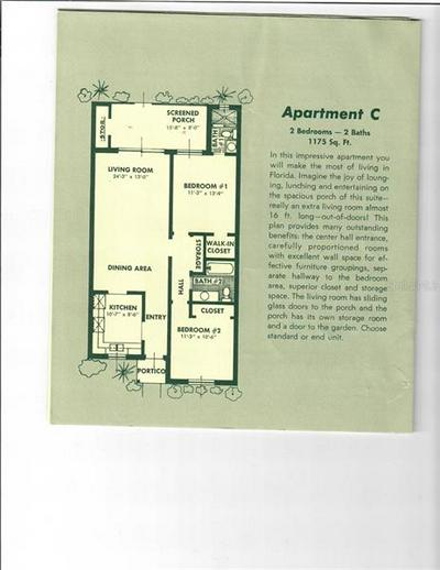 1684 S LAKE AVE APT 2, CLEARWATER, FL 33756 - Photo 2