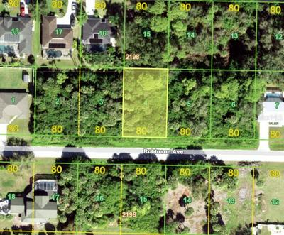 18412 ROBINSON AVE, PORT CHARLOTTE, FL 33948 - Photo 1