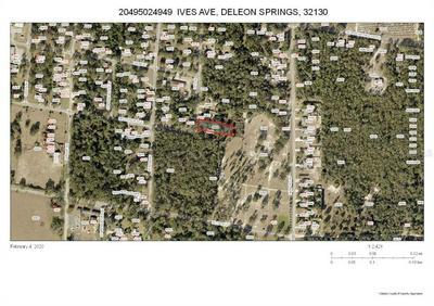 4949 IVES AVE, De Leon Springs, FL 32130 - Photo 2