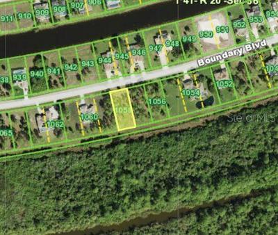 1155 BOUNDARY BLVD, ROTONDA WEST, FL 33947 - Photo 2