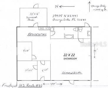 19405 N US HWY 441, REDDICK, FL 32686 - Photo 2