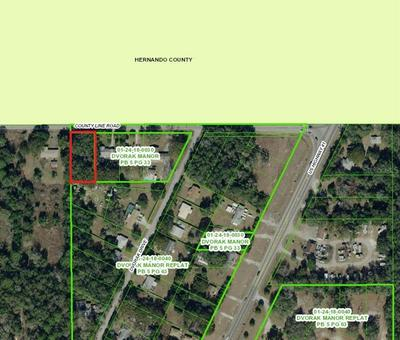 0 COUNTY LINE RD, SPRING HILL, FL 34610 - Photo 1