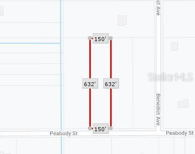 PEABODY STREET #9A, ORLANDO, FL 32833 - Photo 1