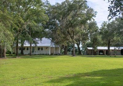 21850 NW 150TH AVENUE RD, Micanopy, FL 32667 - Photo 2