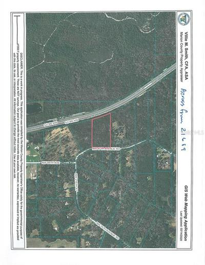 NW 87TH AVE RD, Micanopy, FL 32667 - Photo 1
