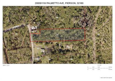 E PALMETTO AVENUE, Pierson, FL 32180 - Photo 1