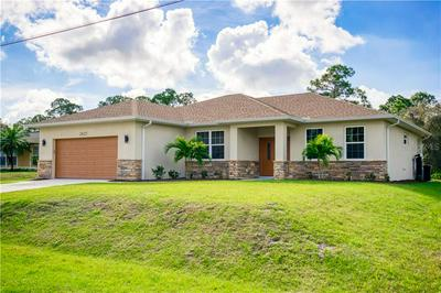 2625 TRILBY AVE, NORTH PORT, FL 34286 - Photo 1