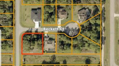 LOT 23 BECKETT COURT, NORTH PORT, FL 34288 - Photo 1