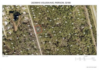 S VOLUSIA AVENUE, Pierson, FL 32180 - Photo 1