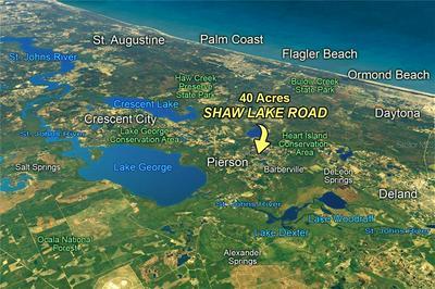 SHAW LAKE ROAD, Pierson, FL 32180 - Photo 2