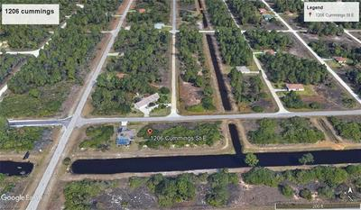 1206 CUMMING ST E, LEHIGH ACRES, FL 33974 - Photo 1