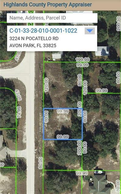 3224 N POCATELLO RD, Avon Park, FL 33825 - Photo 1