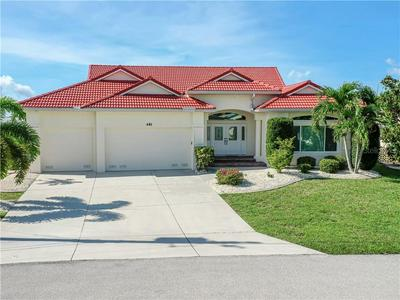 401 SORRENTO CT, PUNTA GORDA, FL 33950 - Photo 1