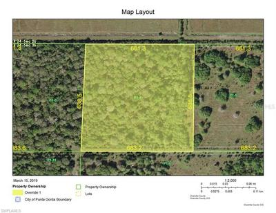 20950 GRANVILLE RD, NORTH FORT MYERS, FL 33917 - Photo 1