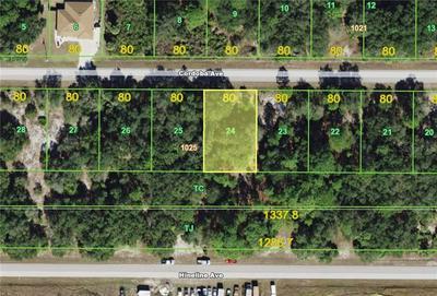 18393 CORDOBA AVE, PORT CHARLOTTE, FL 33954 - Photo 1