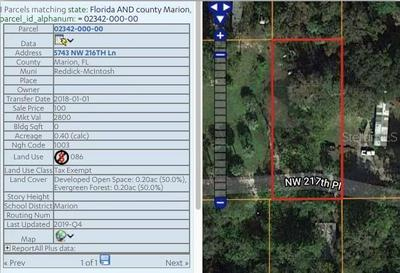 5743 NW 216TH LN, MICANOPY, FL 32667 - Photo 1