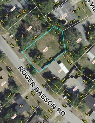 1235 ROGER BABSON RD, ORLANDO, FL 32808 - Photo 1