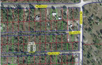 TBD NE 58TH LANE, BRONSON, FL 32621 - Photo 1