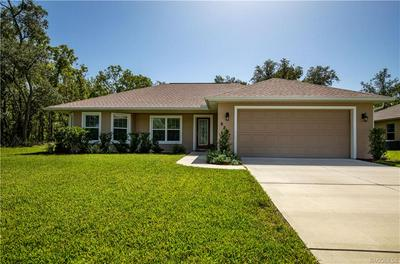 6227 N WALTER TER, Citrus Springs, FL 34434 - Photo 1