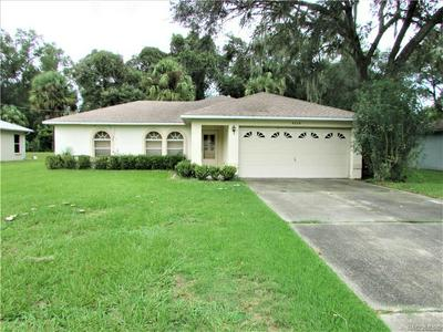 9379 W MARQUETTE LN, Crystal River, FL 34428 - Photo 1