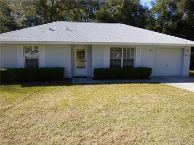 3506 S DALTON TER, Inverness, FL 34452 - Photo 2
