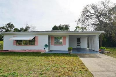 25 S BARBOUR ST, Beverly Hills, FL 34465 - Photo 1