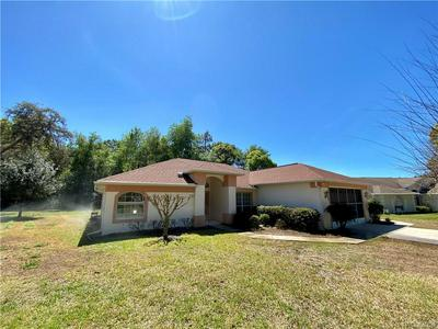 9 MANGROVE COURT, HOMOSASSA, FL 34446 - Photo 1