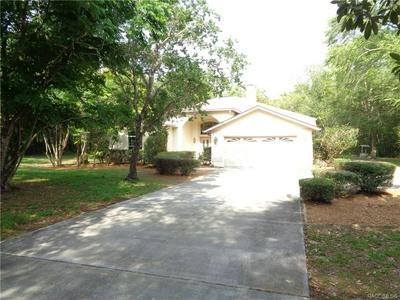 1257 N RABECK AVE, Lecanto, FL 34461 - Photo 2