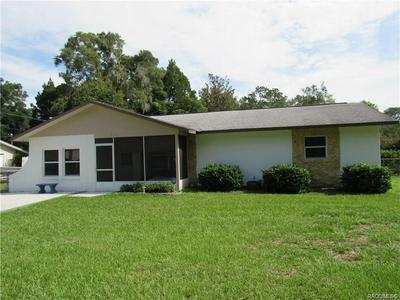 9751 W SANDRA ST, CRYSTAL RIVER, FL 34428 - Photo 1