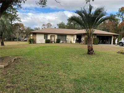 1224 N LOMBARDO AVE, Lecanto, FL 34461 - Photo 1