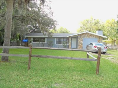 8431 W GEN CHENNAULT LN, Crystal River, FL 34429 - Photo 1