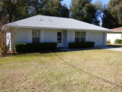 3506 S DALTON TER, Inverness, FL 34452 - Photo 1