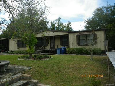 8461 W CRANE CT, HOMOSASSA, FL 34448 - Photo 2