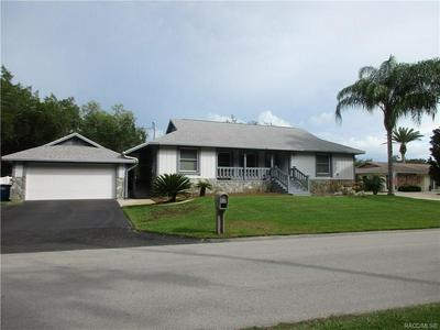 581 NW 14TH PL, Crystal River, FL 34428 - Photo 1