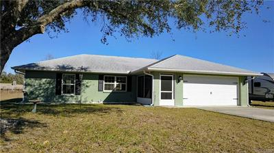 4043 E WILMA ST, Inverness, FL 34453 - Photo 1