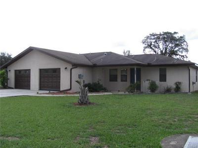 2138 W SILVER HILL LN, Lecanto, FL 34461 - Photo 1