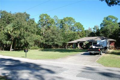 9145 N BAY TREE PL, Crystal River, FL 34428 - Photo 1