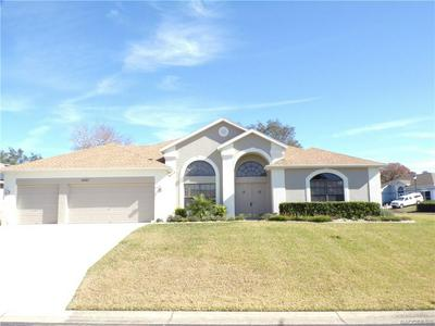 5682 W HUNTERS RIDGE CIR, Lecanto, FL 34461 - Photo 1
