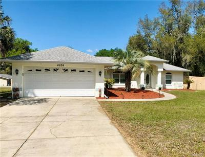 6209 W GLEN ROBBIN CT, CRYSTAL RIVER, FL 34429 - Photo 1