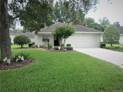 6386 W CANNONDALE DR, Crystal River, FL 34429 - Photo 1