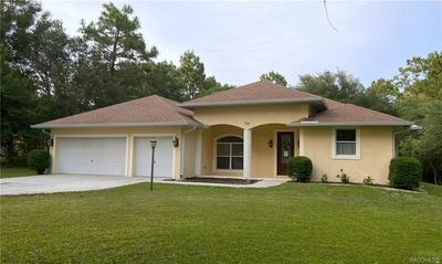 309 E BUCKINGHAM DR, Lecanto, FL 34461 - Photo 1