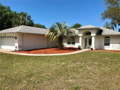 6209 W GLEN ROBBIN CT, CRYSTAL RIVER, FL 34429 - Photo 2