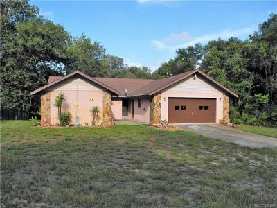 1179 N POINT LONESOME RD, Inverness, FL 34453 - Photo 1