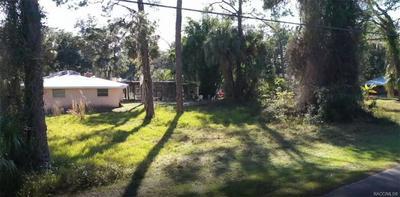 4 HICKORY AVE, Yankeetown, FL 34498 - Photo 1