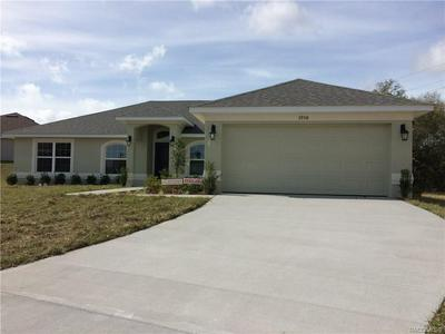 3958 W CHADWICK CT, LECANTO, FL 34461 - Photo 1