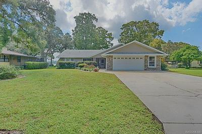 115 S HUNTING LODGE DR, Inverness, FL 34453 - Photo 1