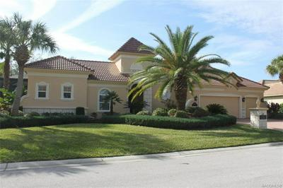 1374 N EAGLE RIDGE PATH, Hernando, FL 34442 - Photo 1